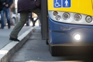 Is it safe to catch public transport during a pandemic?