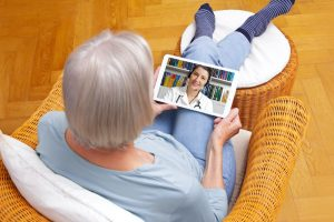 What are the advantages of seeing a doctor online?